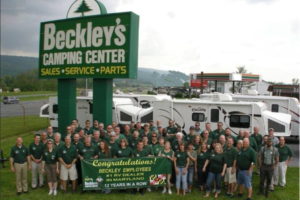 Frederick's Top 50: Beckley's Camping Center