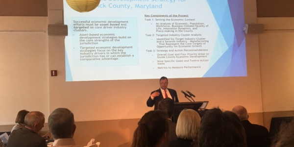 Frederick County Growth Opportunity Strategy to Lay Foundation for Job Attraction and Creation