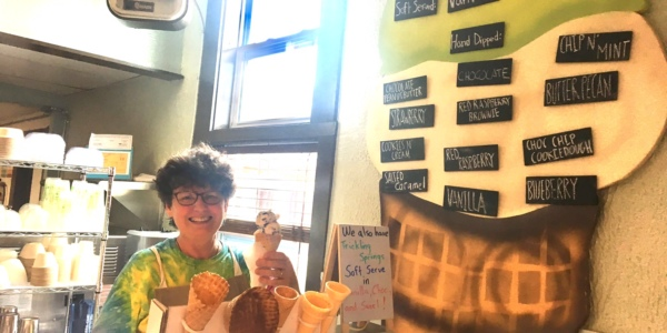 From Mayor to Small Business Owner – Karin Tome, Owner of Towpath Creamery