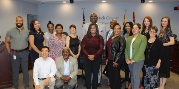 Frederick County Graduates 17 Future Minority Business Leaders