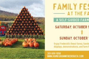 Family Festival at the Farm Self-Guided Farm Tour This Weekend