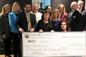 Free business pitch video earns more than $1,000 in prizes for one local company