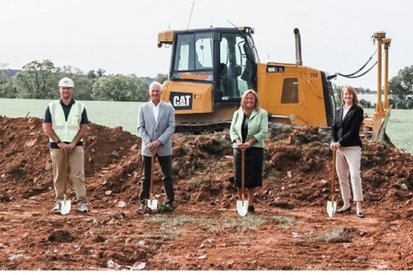 Matan Breaks Ground on Research & Industrial Park in Frederick teaser image