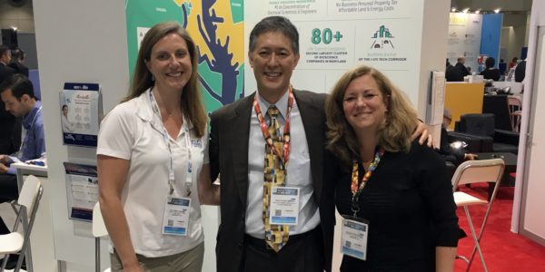 OED Makes Connections at 2017 BIO International Convention