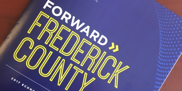 Forward Frederick County: 2017 OED Annual Report Now Available