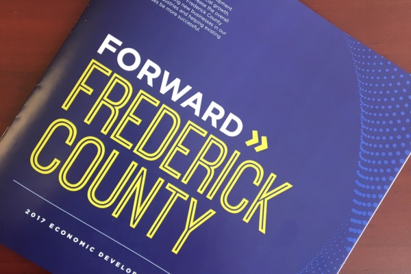 Forward Frederick County: 2017 OED Annual Report Now Available teaser image