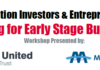 Attention Investors & Entrepreneurs - Banking for Early Stage Business teaser image
