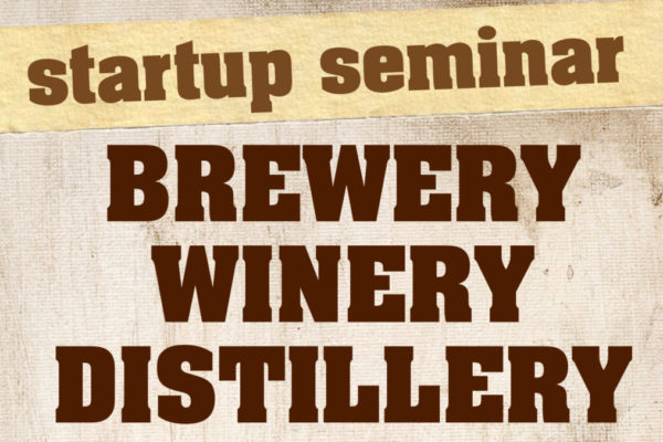 Startup Seminar October 29 in Frederick: winery, brewery, cidery, meadery, distillery image