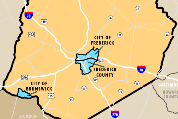 Frederick County Opportunity Zone Information Forum image