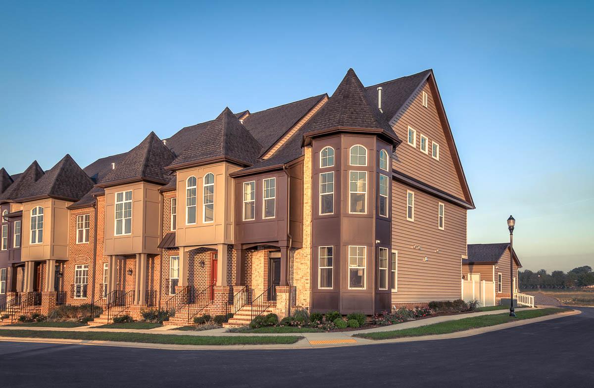 Constructing 100 new single family homes creates 297